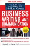 Business Writing and Communication, Davis, Kenneth, 0071738266