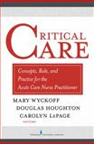 Critical Care 1st Edition