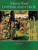 Daphnis and Chloe in Full Score, Maurice Ravel, 0486258262