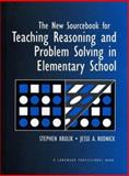 The New Sourcebook for Teaching Reasoning and Problem Solving in Elementary Schools, Krulik, Stephen and Rudnick, Jesse A., 0205148263