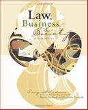 Law, Business, and Society, McAdams, Tony and Freeman, James, 0072558261