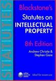 Intellectual Property, Christie, Andrew and Gare, Stephen, 0199288267