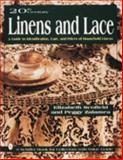 20th Century Linens and Lace, Elizabeth Scofield and Peggy Zalamea, 0887408265