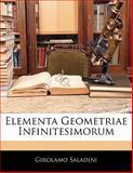 Elementa Geometriae Infinitesimorum, Girolamo Saladini, 1141668262