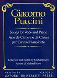 Songs for voice and Piano, , 0193858266
