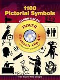 1100 Pictorial Symbols, , 0486998266