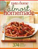 Almost Homemade, Taste of Home Editorial Staff, 0898218268
