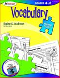 Vocabulary, McEwan, Elaine K. and Bresnahan, Val, 141295827X