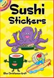 Sushi Stickers, Ellen Christiansen Kraft, 0486478270