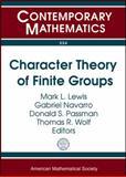 Character Theory of Finite Groups, I. Martin Isaacs, 0821848275