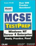 MCSE Testprep : Windows NT Server 4 Enterprise, Adamson, Jay and Dulaney, Emmett, 1562058274