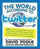 The World According to Twitter, David Pogue, 1579128270