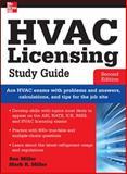 HVAC Licensing, Miller, Rex and Miller, Mark, 0071798277