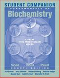 Student Companion to Accompany Fundamentals of Biochemistry, Voet, Donald and Voet, Judith G., 1118218272