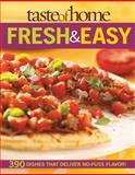 Fresh and Easy, Taste of Home Staff, 0898218276