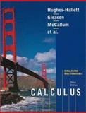 Calculus, Single and Multivariable, Hughes-Hallett, Deborah and Flath, Daniel E., 0471408271