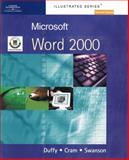 Microsoft Word 2000 - Illustrated Second Course : European Edition, Cram, Carol M. and Swanson, Marie, 1861528272
