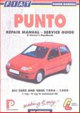 Fiat Punto/Cars and Vans 1994-1999 9781899238279