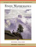 Finite Mathematics : An Applied Approach, Sullivan, Michael, 0470458283