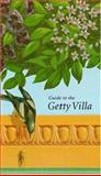 Guide to the Getty Villa, Marion True, 0892368284