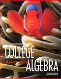 College Algebra, Blitzer, Robert, 0130878286