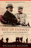 Best of Enemies, Richard Milton, 1840468289