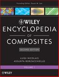 Wiley Encyclopedia of Composites, , 0470128283