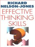 Effective Thinking Skills : Preventing and Managing Personal Problems, Nelson-Jones, Richard, 0304338281