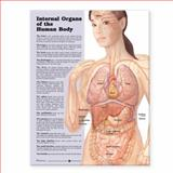 Internal Organs of the Human Body Anatomical Chart, Anatomical Chart Company Staff, 158779828X