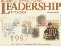Reflecting on 30 Years of Nursing Leadership, 1975-2005, Donley, Rosemary, 1930538286