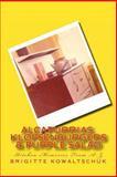 Alcapurrias, Klopsenburgers and Purple Salad, Brigitte Kowaltschuk, 1470178281