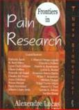 Frontiers in Pain Research, Lucas, Alexendre, 1594548285
