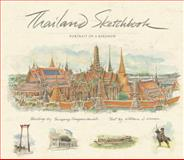 Thailand Sketchbook, William Warren and Taveepong Limapornvanich, 9814068284