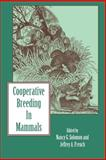 Cooperative Breeding in Mammals, , 0521038286