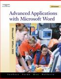 Advanced Applications with Microsoft Word, Forde, Connie M. and Woo, Donna L., 0538728280