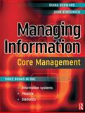 Managing Information : Core Management, Bedward, Diana and Stredwick, John, 0750658282