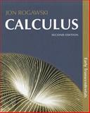 Calculus et (Paper) and CalcPortal, Rogawski, Jon, 1429278285