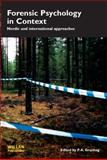 Forensic Psychology in Context, Par Anders Granhag, 1843928280
