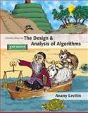 Introduction to the Design and Analysis of Algorithms, Levitin, Anany V., 0321358287