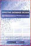 Effective Database Design for Geoscience Professionals, Hoffman, David R., 0878148280