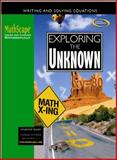 Exploring the Unknown : Writing and Solving Equations, McGraw-Hill, 007866828X