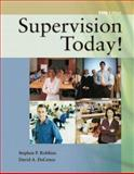Supervision Today! and Self-Assessment Library V. 3. 0 Package, Robbins, Steve and DeCenzo, David A., 0131958283