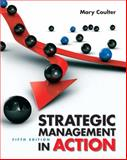 Strategic Management in Action, Coulter, Mary, 0136078281