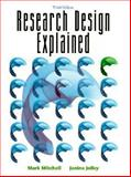 Research Design Explained, Mitchell, Mark and Jolley, Janina, 0155028286
