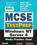 MCSE Test Prep : Windows NT Server 4, New Riders Development Group Staff, 1562058282
