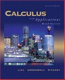 Calculus with Applications 9780321228291