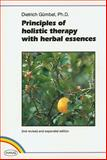 Principles of Holistic Therapy with Herbal Essences, Gumbel, Dietrich, 3830408293