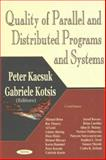 Quality of Parallel and Distributed Programs and Systems, , 1590338294