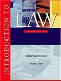 Introduction to Law, Hames, Joanne Banker and Ekern, Yvonne, 0130138290