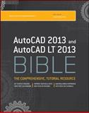 AutoCAD 2013 and AutoCAD LT 2013, Finkelstein, 1118328299